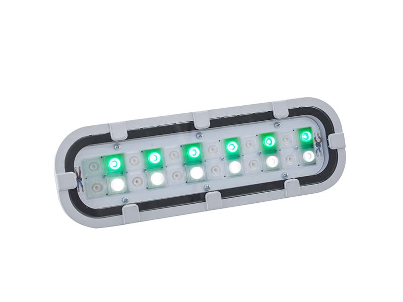 Светильник светодиодный FWL 12-40-RGBW50-ххх