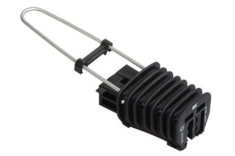 Зажим анкерный ЗАБ 16-25 М (PA25x100, DN123) рознич. упак. TDM