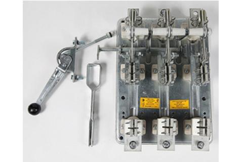РПС-1/1Л У3 TDM (100А,  левый привод, без плавких вставок)