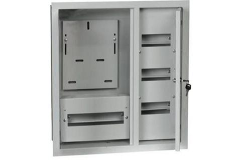 ЩУРВ-3/24 (580х520х165) 1 дверный TDM