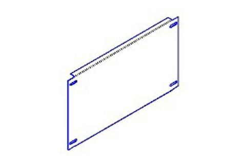 Панель монтажная 300х545 для ЩМП-х.6.4 TDM