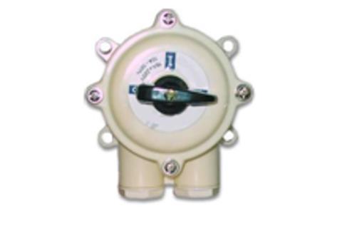 Пакетный переключатель ПП 2-100/Н2 2П 100А 220В IP56 TDM