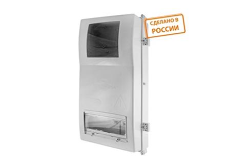 Корпус вводного устройства КВУ-3/9-9, (КДЕ-3, CZU-380), (500x280x160), IP54, TDM