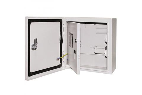 ЩУ-1ф/1-1-6 IP66 (2 двери) (310х300х150) TDM