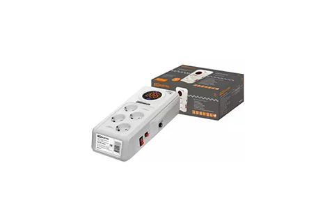Стабилизатор напряжения СБР1-1-1,0 кВА электронный бытовой TDM