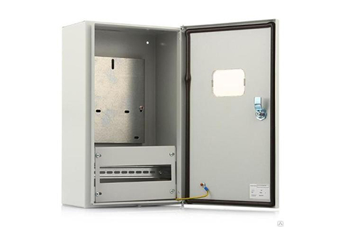 ЩУ-3ф/1-0-12 IP66 (ЩУРН-3/12) (540х310х165) TDM