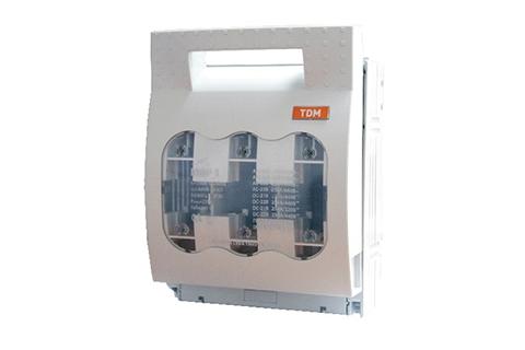 Выключатель-разъединитель с функцией защиты ПВР 1 3П 250A TDM