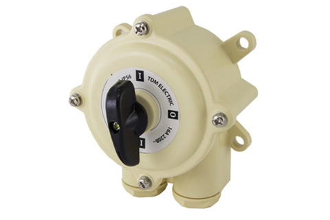 Пакетный выключатель ПВ1-16 1П 16А 220В IP56 TDM
