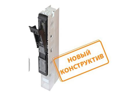 Планочный выключатель-разъединитель с функцией защиты одна рукоятка ППВР 00/100-6 3П 160A TDM