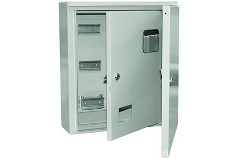 ЩУ-3ф/1-1-6 IP66 (2 двери) (445х400х150) TDM