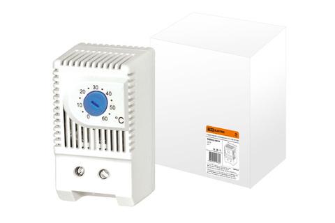 Термостат NO (охлаждение) 2А 230В TDM