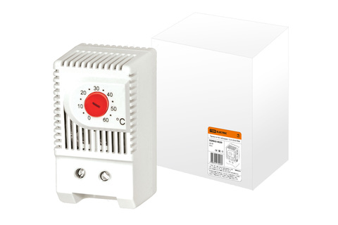 Термостат NС (обогрев) 10А 230В TDM
