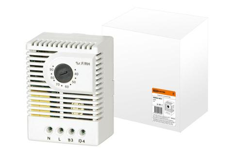 Термостат электронный ТЭН-01 230В от -20 до +60 °C TDM