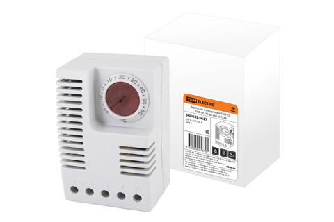 Термостат электронный ТЭН-02 230В от -20 до +60 °C TDM